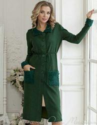 Модные теплые пальто кардиганы 2020