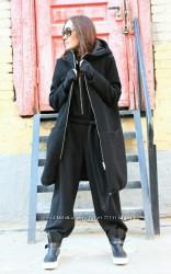 Вязаные теплые пальто кардиганы