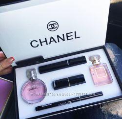 Сногсшибательный подарок для настоящих ценителей - подарочный набор Chanel