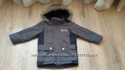 Куртка деми на мальчика OKAY, р 122