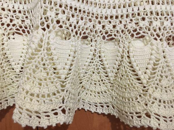 Топ, вязаный крючком, под заказ Handmade Knitting Armknitting Handknit