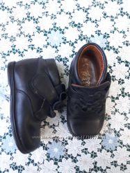 Petit shoes ИспанияОртопедические ботинки из кожи девочкесупинатор
