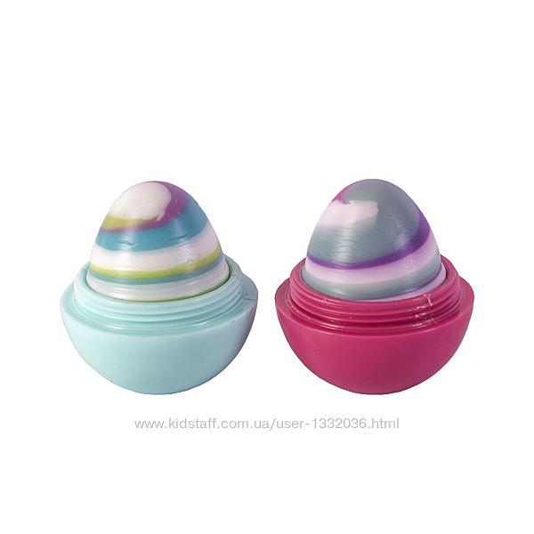 Lukky бальзам для губ - яйцо, 10 г 2 цвета , на блистере T11936 T11938