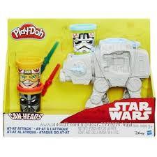 Игровой набор Hasbro Play-Doh SW AT атакует B5536
