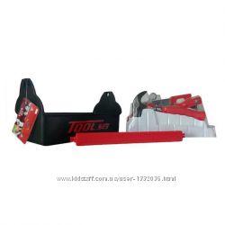 KY1068-301 Игрушечные инструменты - ящик с инструментами, 19 шт