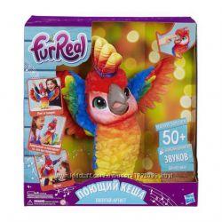 Интерактивная игрушка Hasbro FurReal Friends Попугай E0388