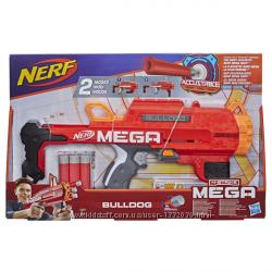 NERF Бластер Мега Бульдог E3057