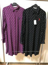 Платья-рубахи US Polo Assn
