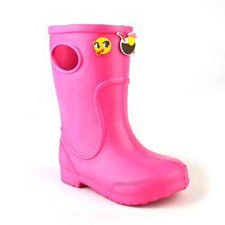 Резиновые сапоги для девочки резинові сапожки для дівчинки Jose Amorales