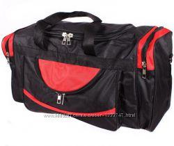 Вместительная мужская дорожная сумка 83-60