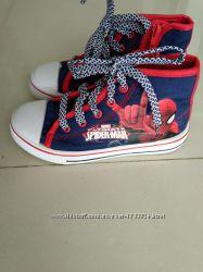 Кеды Spider-man 30 размер