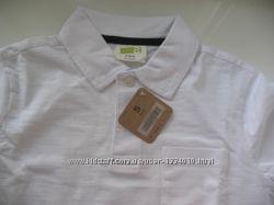 Новая тенниска футболка Crazy8, США, 6-7-8 лет, с биркой, хлопок, белая
