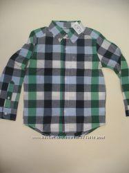 Рубашка котон Childrens Place новая на 5-6-7 лет