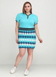 Платье бренд Golfjunkie 2XL