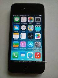Apple iPhone 4 Neverlock, GSM, Оригинал, Цвет  чёрный.