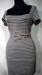 Трикотажное платье р. 44-46