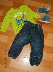 джинсы George на 1. 5-2 года