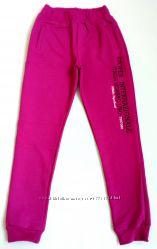 Акция Спортивные штаны для девочки 116-146, STOPER, Турция. Два цвета