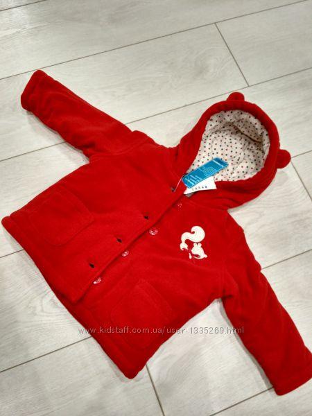 Новое осеннее - весеннее пальтишко LC WAIKIKI на девочку 12-18 месяцев