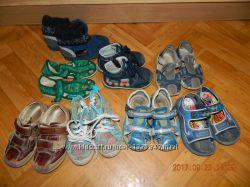 Пакет обуви.