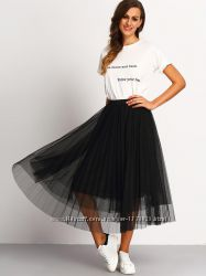 Красивая фатиновая юбка Sinsay. Размер S-M.