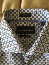 Рубашка U. S. Polo Assn. оригинал
