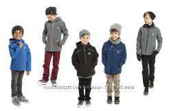Демисезонная куртка-ветровка для мальчиков и подростков SOFTSHELL