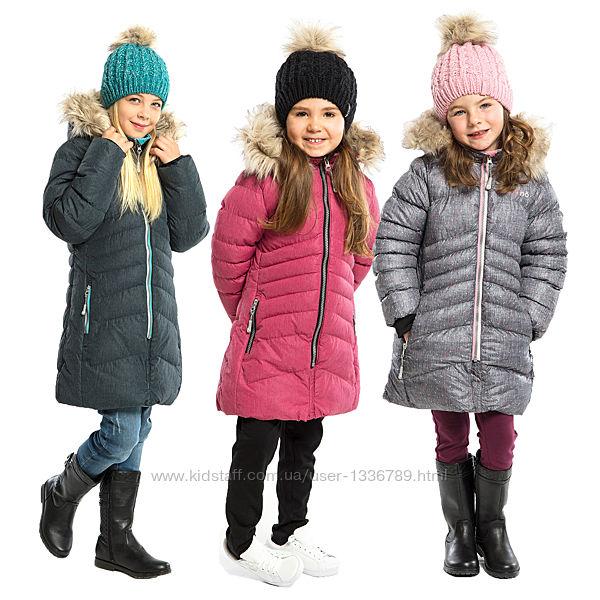 Зимнее пальто для девочки NANO, Канада