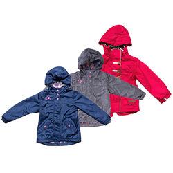 Куртка-ветровка на коттоне д/дев NANO Канада от 1 до 10 лет