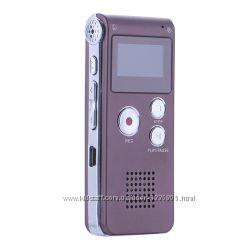 QC-09 Профессиональный цифровой мини диктофон 8Гб встроенной памяти