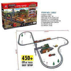 Железная дорога с погрузчиком Maya Toys 2083