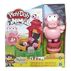 Play-Doh Озорные поросята Hasbro E6723