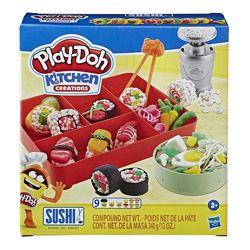 Play-Doh Игровой набор Суши Hasbro E7915