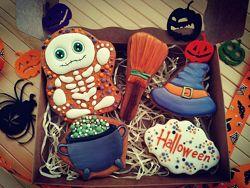 Пряники Хэллоуин Halloween
