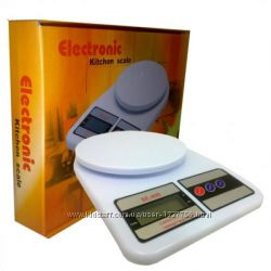 Весы кухонные Electronic SF-400 10кг 1г