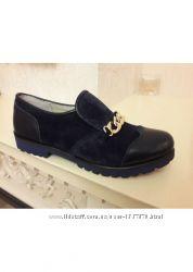 Женские туфли - натуральная кожа, замша. От производителя обуви
