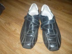 Кроссовки кожаные полностью Ochirlyer 37р.