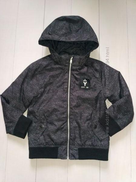 Куртка деми тонкая H&M 6-7 лет