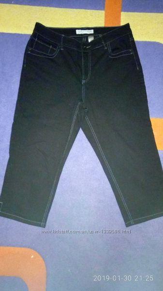 Капри джинсовые Chico&acutes, р. L-XL