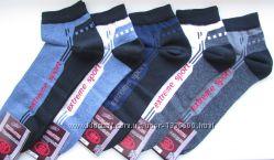 Носки чоловічі, Sport, короткі, стрейч