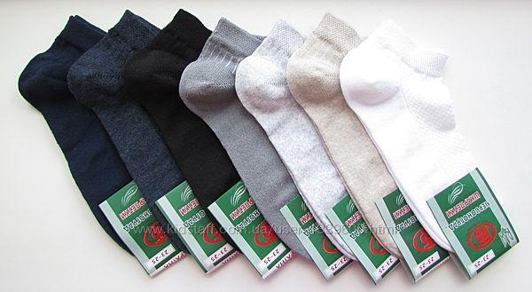 Носки жіночі, короткі, сетка, стрейч