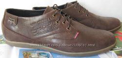 Levis обувь весна осень туфли мужские кожаные комфортные ботинки Левайс