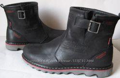 Levis Мужские зимние кожаные Levi&acutes Угги Левис ботинки сапоги уги турц