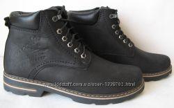 311b9ce7e Супер Wrangler Мужские зимние ботинки натуральная кожа обувь Вранглер