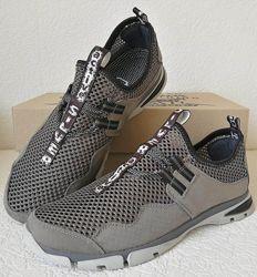 Silver active мужские летние кожаные туфли кроссовки сетка
