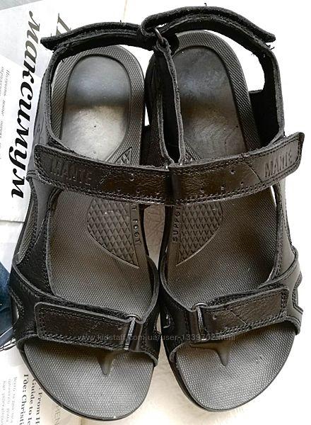 Mante Xbiom Супер Подростковые сандалии в стиле летние из натуральной кожи