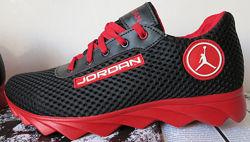 Jordan мужские кроссовки весна лето осень- кожа сетка обувь кросовки спорт