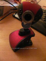 Веб камера с подсветкой