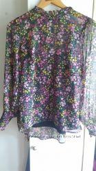 красивая блузка . рубашка шифоновая F&F