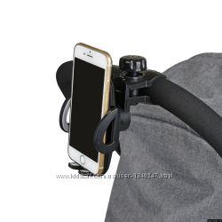 Подставка под смартфон на коляску универсальная Bugs